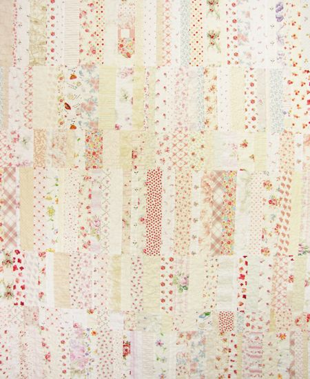 The WonderfulositynessQuilt - Pretty by Hand - Pretty By Hand Pattern is in Sunday Morning Quilts Has lot of Lakehouse fabric scraps.