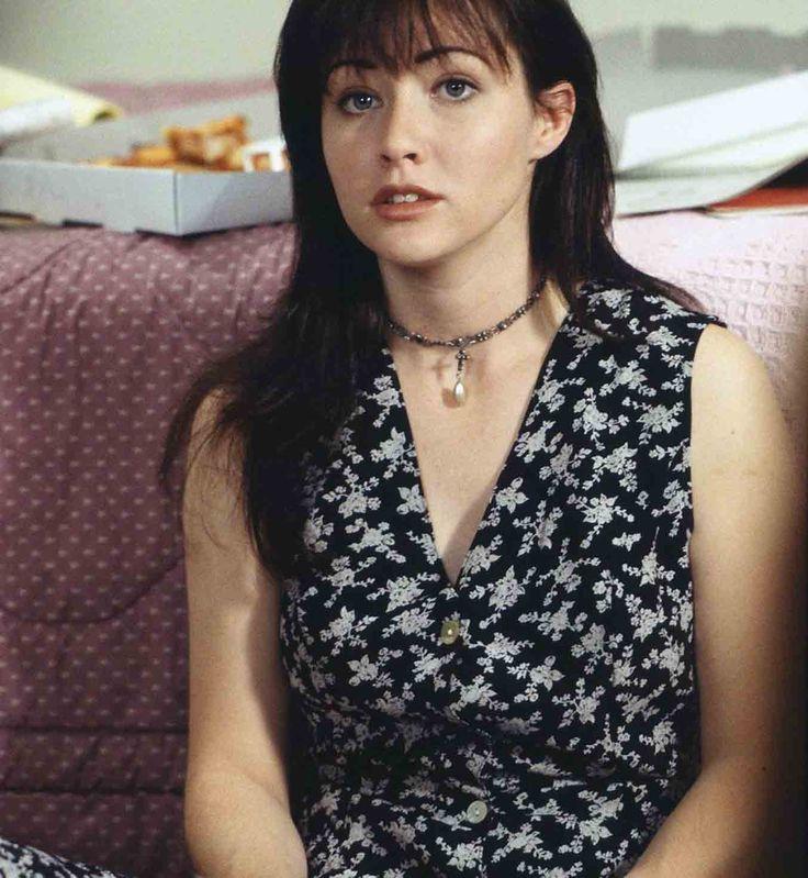 Icône mode des années 90 : Shannen Doherty