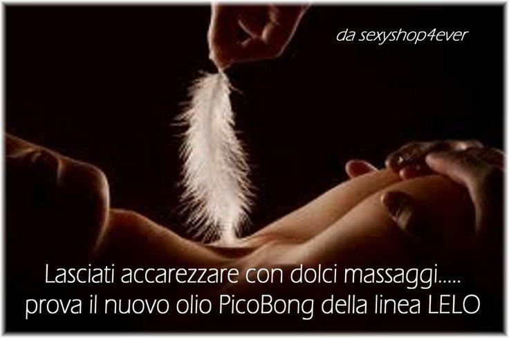 Massage Oil Candle sono due prodotti in uno: la cera calda di ogni candela diventa olio da massaggio.  Accendete la vostra candela da massaggio PicoBong per riscaldare l'ambiente, aspettate che la cera si riscaldi e usatela per intensi e sensuali massaggi lungo tutto il corpo.