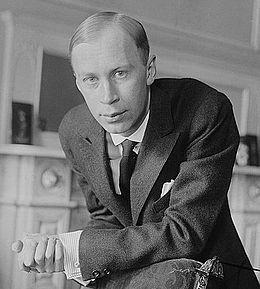 Sergei Prokofiev (11/23 April, 1891–March 5, 1953)
