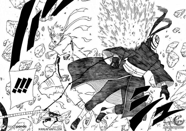 Naruto Manga 596 (Español) Ver Online HD Descargar Gratis