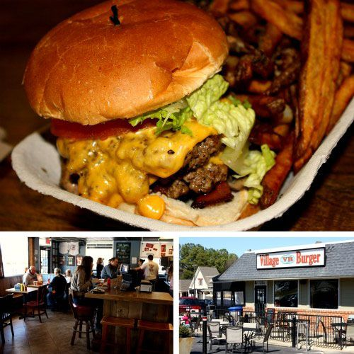 Village Burger, Dunwoody