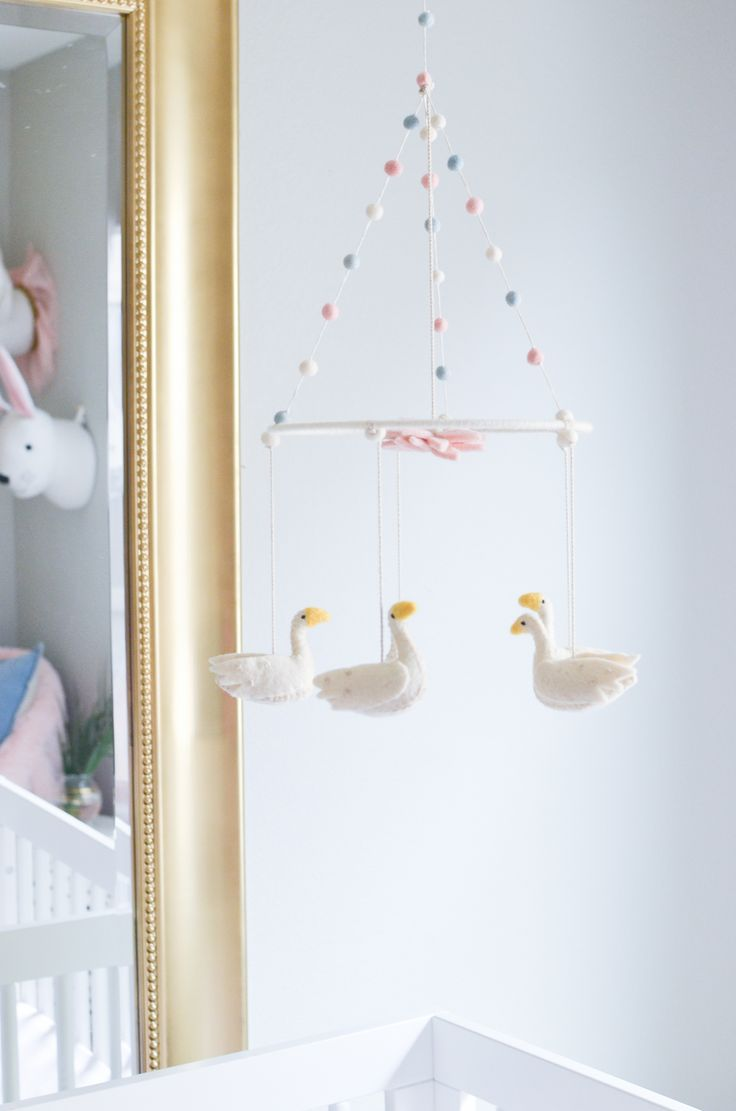 326 best Nursery Mobiles images on Pinterest | Babies nursery ...