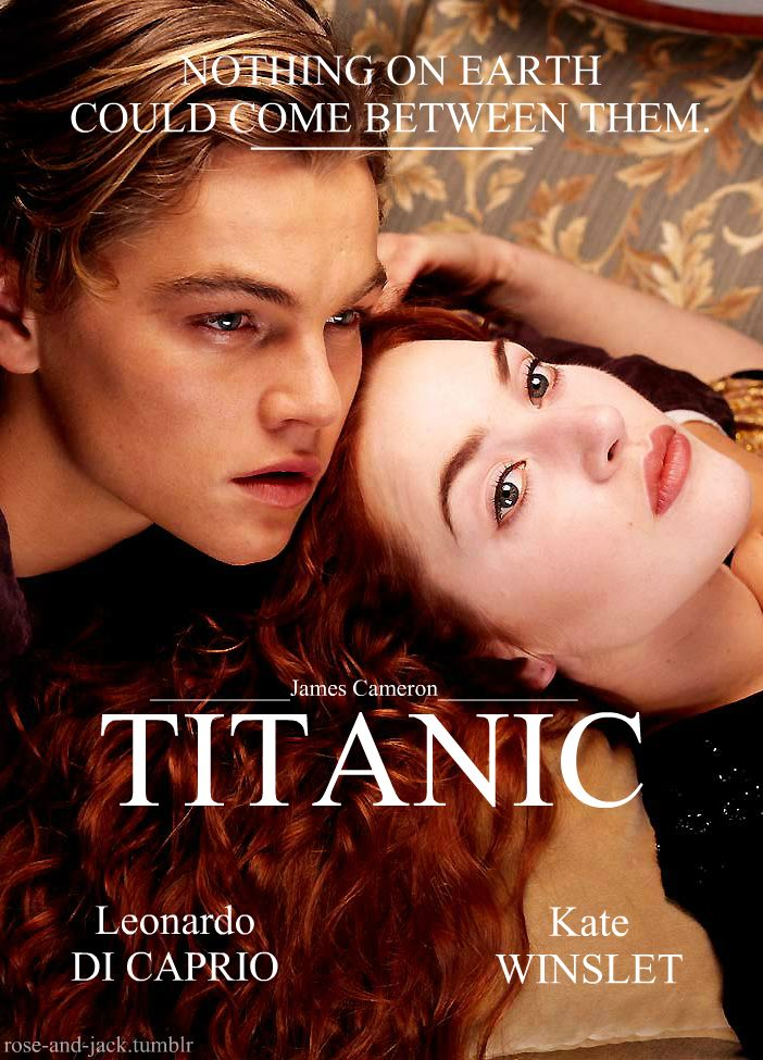 my favorite movie poster in all titanic pinterest