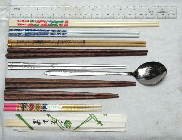 Perché i cinesi usano le bacchette (筷子Kuài Zi)