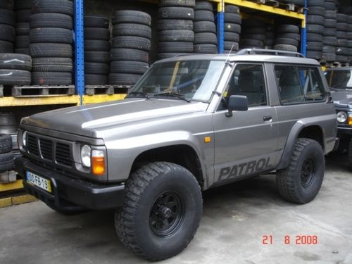 Nissan Patrol...if only