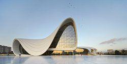 Heydar Aliyev Center, Baku, 2013 - Zaha Hadid Architects