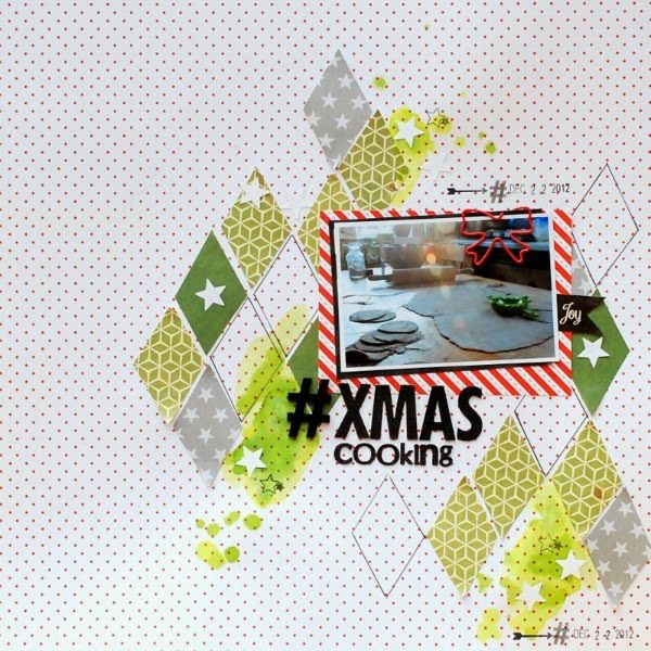 made for DT scrapki.pl: http://www.scrapkipl.blogspot.com/2013/12/christmas-cooking.html