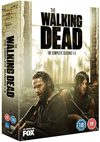 The Walking Dead - Season 1-5 [DVD] [2015] E1 Entertainment https://www.amazon.co.uk/dp/B01081S2DM/ref=cm_sw_r_pi_dp_V00IxbXK4DQZF