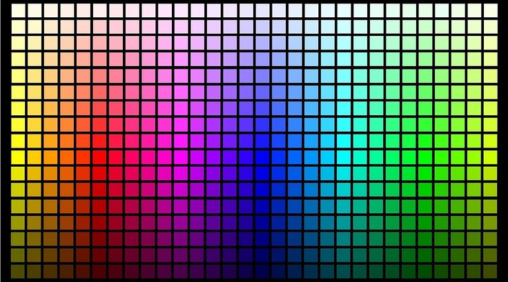 The Ultimate Color Chart You Will Never Use Because You Forgot You Bookmarked It Color Chart Hex Color Codes Html Color Codes Best background colors for html