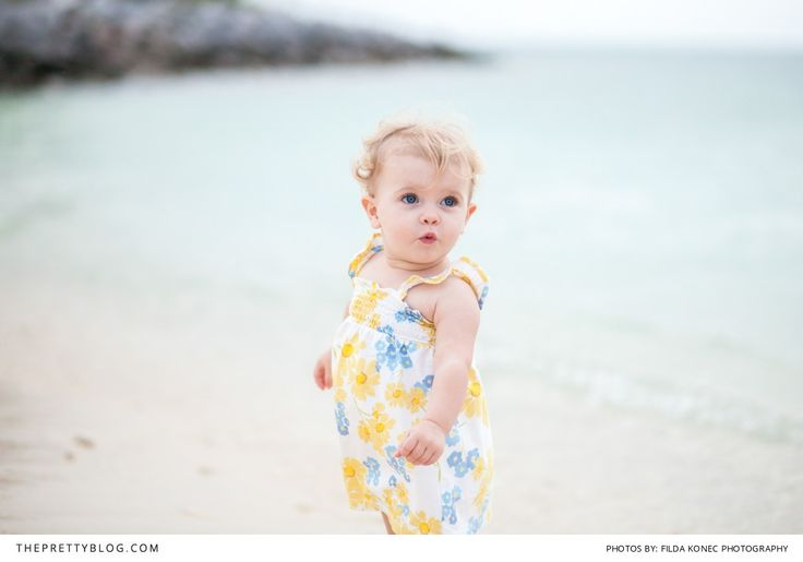 Baby Lilly's adventure at Key West, Florida | Family | The Pretty Blog honored to have family session featured on @theprettyblog