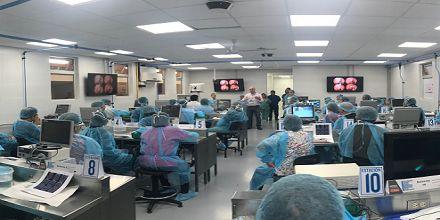 Exitoso taller de cirugía maxilofacial en Odontología UFM   #UFMNoticias