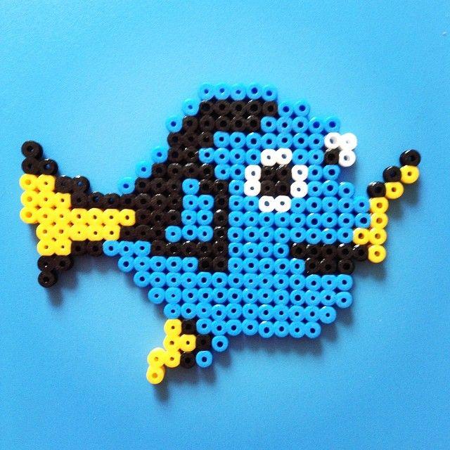 Dory hama beads by funwithmyson