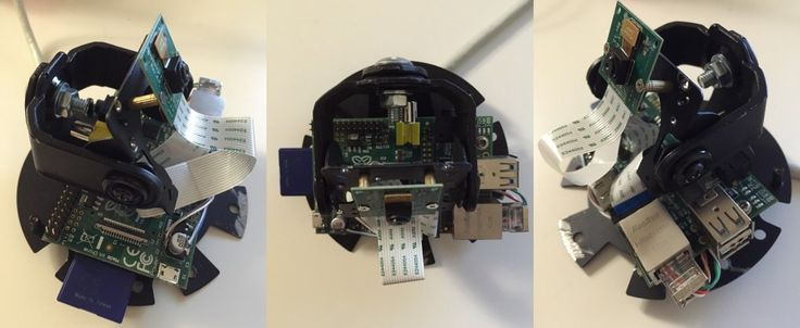 RaspberrIPCam – Full HD IP Camera based on Raspberry Pi