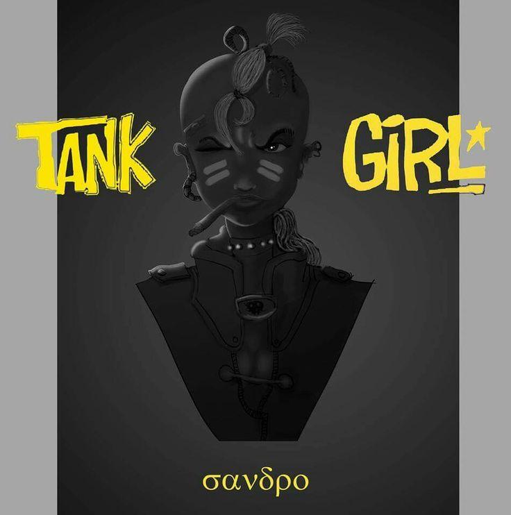 Tank girl!!