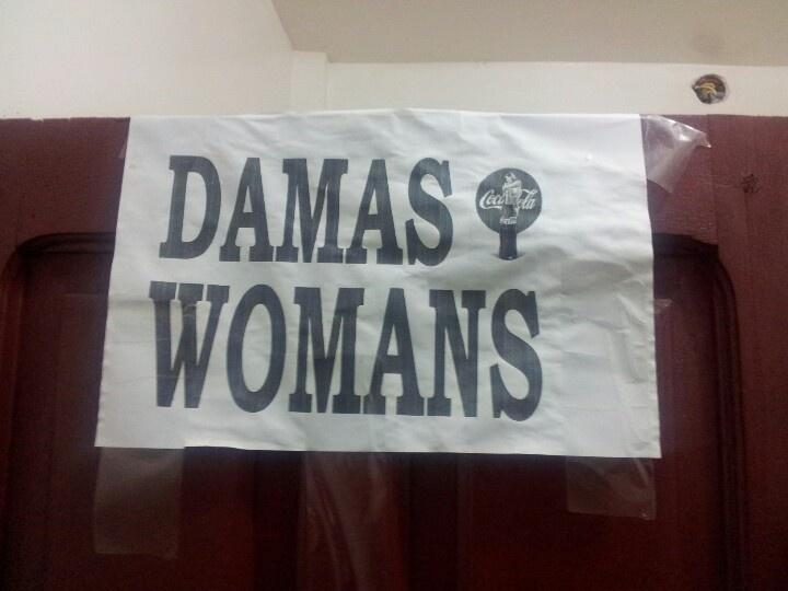 Damas/Womans or Coca