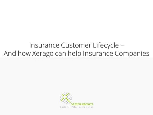 A look at customer lifecycle within the insurance sector. This presentation looks at how closed loop marketing initiatives and the associated technologies can drive value for Insurance brands their customers in an increasingly fragment marketing landscape.http://www.slideshare.net/xerago/insurance-lifecycle-process-and-xerago-intervention