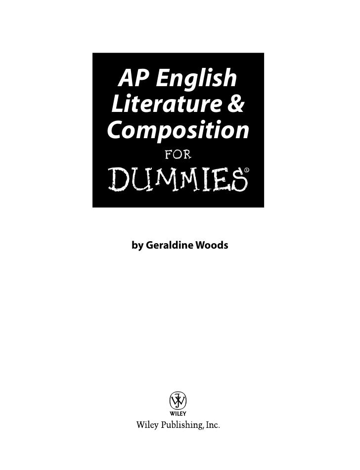 ap english literature essay types Questions about the ap english language and composition exam  the ap english literature and  where the content is the most important aspect of the essay, on .
