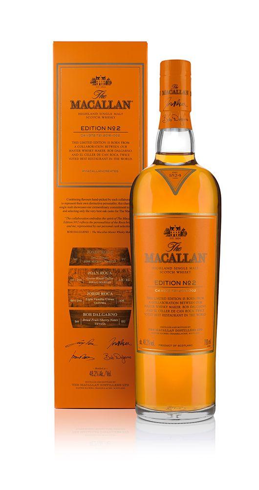 @the_macallan The Macallan Unveil Edition No2 #whisky