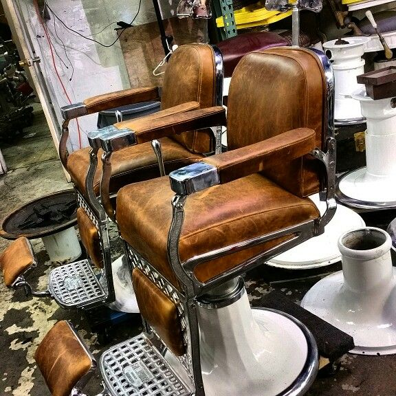 Side view - 296 Best Antique Barber Chairs Images On Pinterest Barber Chair