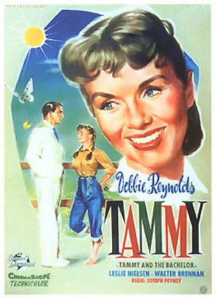 Tammy And The Bachelor 1957 Film | Tammy and the Bachelor 1957 Posters 314x432 Movie-index.com