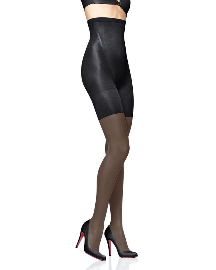 n-Power introduces flawless legs combined with Spanx body-shaping magic. Reduce cling with a super-sleek finish, tame your tummy with a comfortable yet powerful high-waisted panel and... More Details