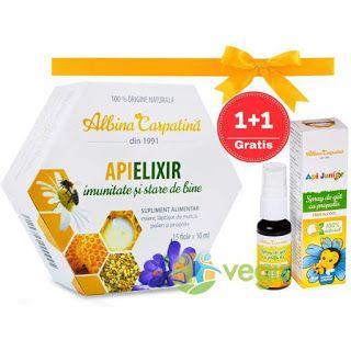 Pachetul pentru #imunitate si stare de bine #Apielixir #apicol #antibacterial #remineralizant #vitaminizant