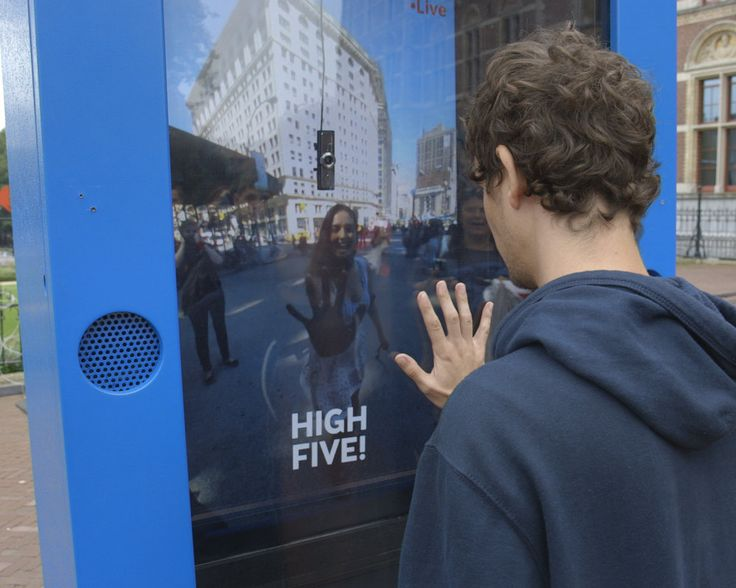 Perfect High Five Wins Free Trip to Amsterdam