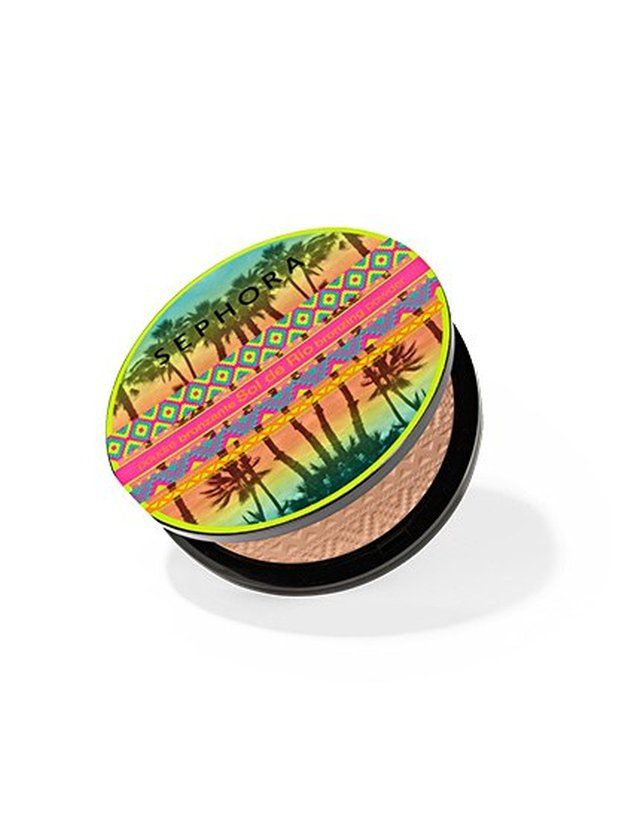 Sephora Sol De Rio Bronzer  10 Cutest Brazil Olympics 2016 Inspired Makeup Products