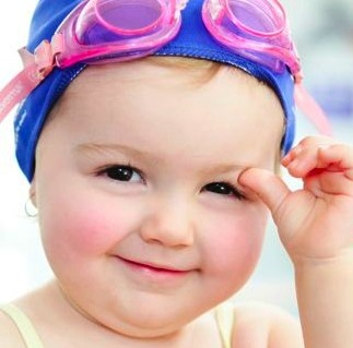 Online lesson outlines for teaching your child to swim.  We are starting today!