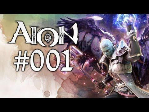 Let's Play Aion #001 - Top MMORPG jetzt als Free2Play MMO spielen