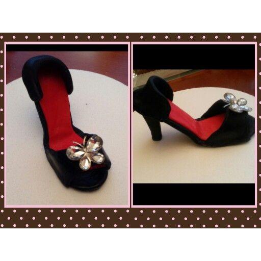 Sugarpaste shoes