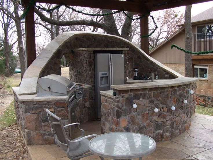 137 Best Images About Outdoor Kitchen Designs On Pinterest Outdoor Kitchens Kitchen Designs And Barbecue Grill