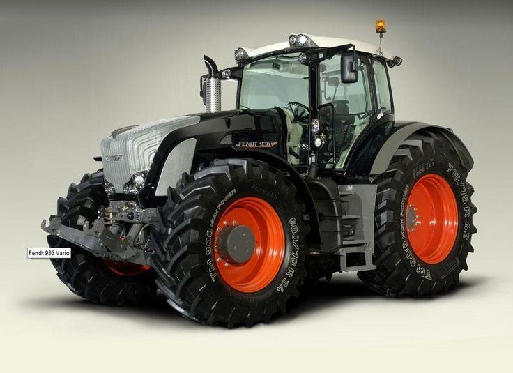 fond ecran tracteur Fendt 936 Vario