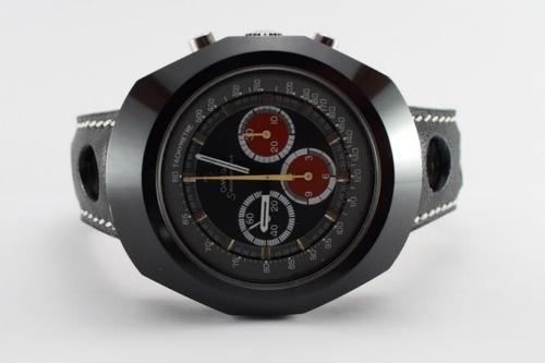 "Rare Vintage Rolex Seamaster ""Darth Vader"" PVD Chrono #Omega #Menswear #Seamaster #Vintage #Waches #Darthvader #Watchporn - omegaforums.net"