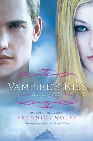 Vampire's Kiss (Veronica Wolff's Watchers Series #2) Submit a review and become a Faerytale Magic Reviewer! www.faerytalemagic.com