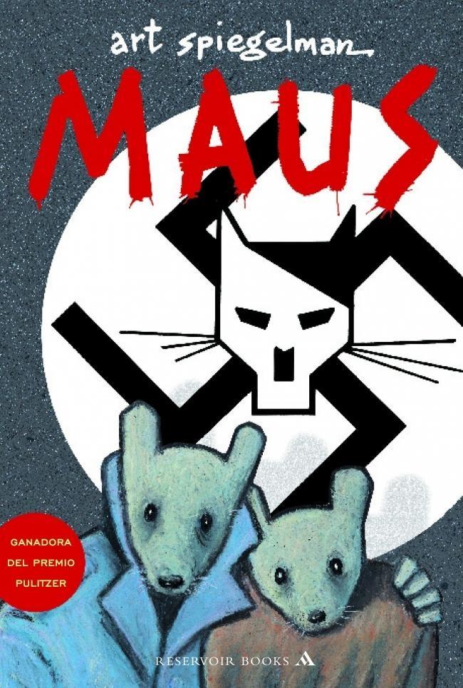 MAUS (Art Spiegelman).