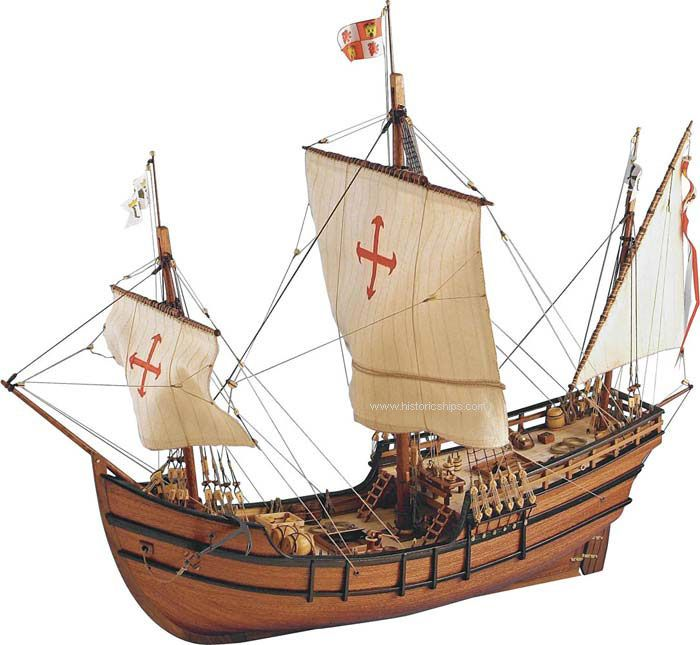 PINTA - Historic Model Ship Kit Pinta by Artesania Latina