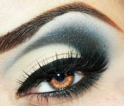 Makeup for brown eyes, Makeup arg