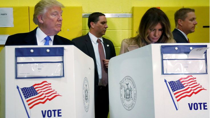 "Image copyright Reuters  Image caption  Mr Trump has alleged voter fraud during the 2016 election  President Donald Trump has criticised the growing number of US states refusing to pass on voters' details to his commission on electoral fraud.""What are they trying to hide?"", Mr Trump tweeted."