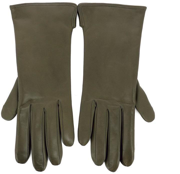 Portolano Green Gloves