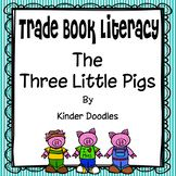 The Three Little Pigs Book Study & Literacy Centers