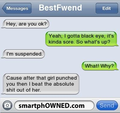 A true friend(: