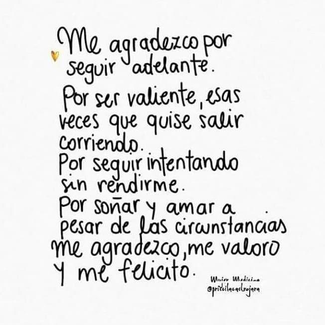 """161 Me gusta, 4 comentarios - Sofía Aguirre (@sofyaa3) en Instagram: """"#frasesparacompartir #pensamientopositivo #pensamientos #reflexiones#amor #frasespositivas"""""""