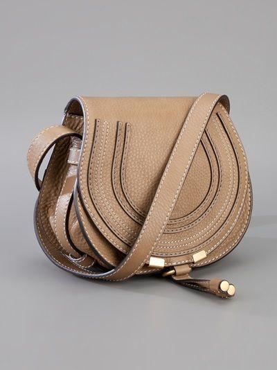 3687176c1680 Shop Chloé  The Marcie  mini shoulder bag.