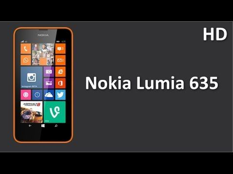 Nokia Lumia 635 Listed online with 1.2 Ghz Quad Core Processor, 1830mAh Battery, 8GB Internal Memory