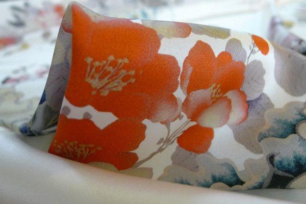 Naoka Satin - Silk - Tessuti Fabrics - Online Fabric Store - Cotton, Linen, Silk, Bridal & more