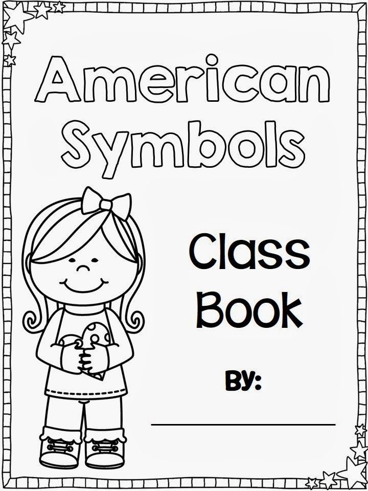 Flying into First Grade: American symbols