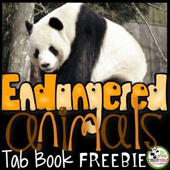 This Endangered Animals Tab Book FREEBIE is a Sample from my huge 93 page I LVE The Earth UnitYou might also like:Endangered Animals Information Posters and Trading CardsZoo Field Trip Activity PackYour 1st or 2nd graders will have fun learning about endangered animals while coloring, cutting, gluing and putting together their Endangered Animals Tab Books.