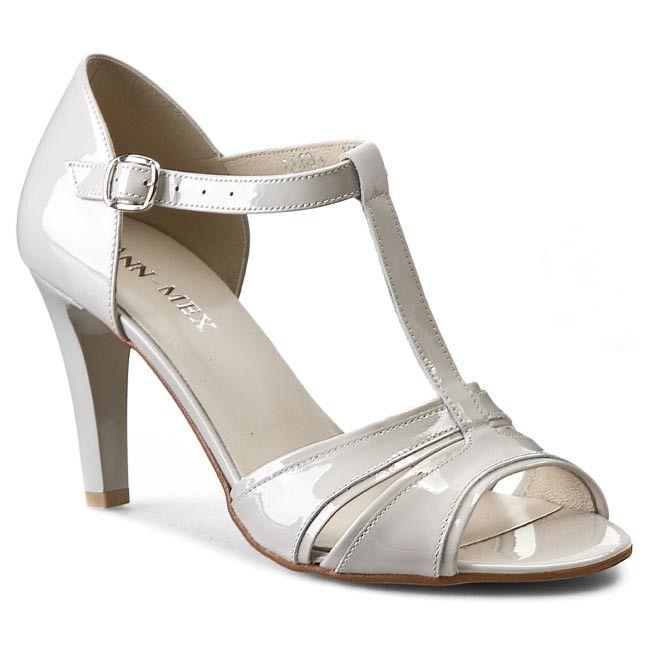 Sandały ANN MEX - 6669 03LS Beż